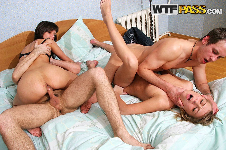 Amateur dp party and womanchum watches 3