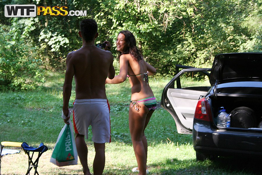 hot chicks washing your car naked