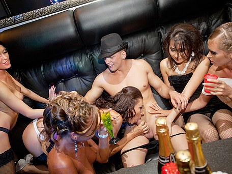 Having sex at dance clubs