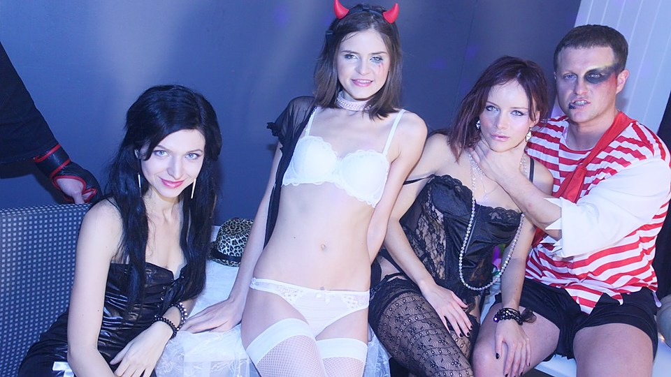 Beautiful petite sluts stuffed during group sex party adult gallery collegefuckparties