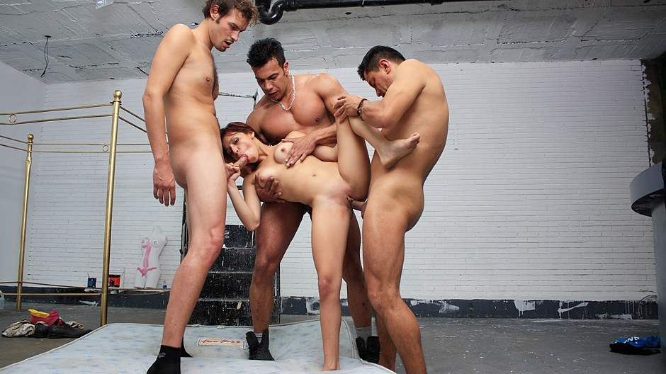 Group fuck hard