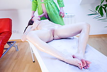 Gal With Super Hot Body Gets Fucked After A Sexy Massage - Picture 11