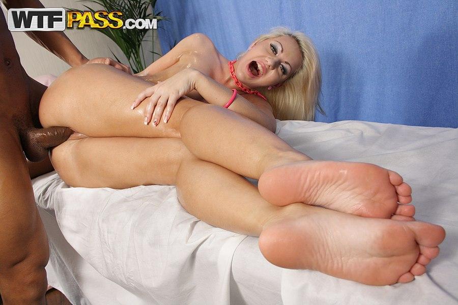 dusch massage butt sex