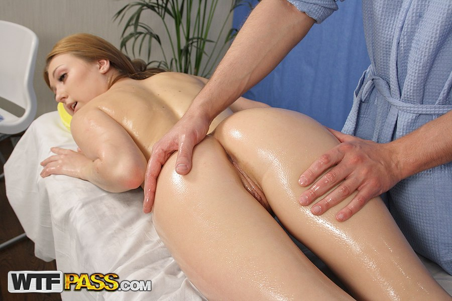 Sexy naughty boob massage