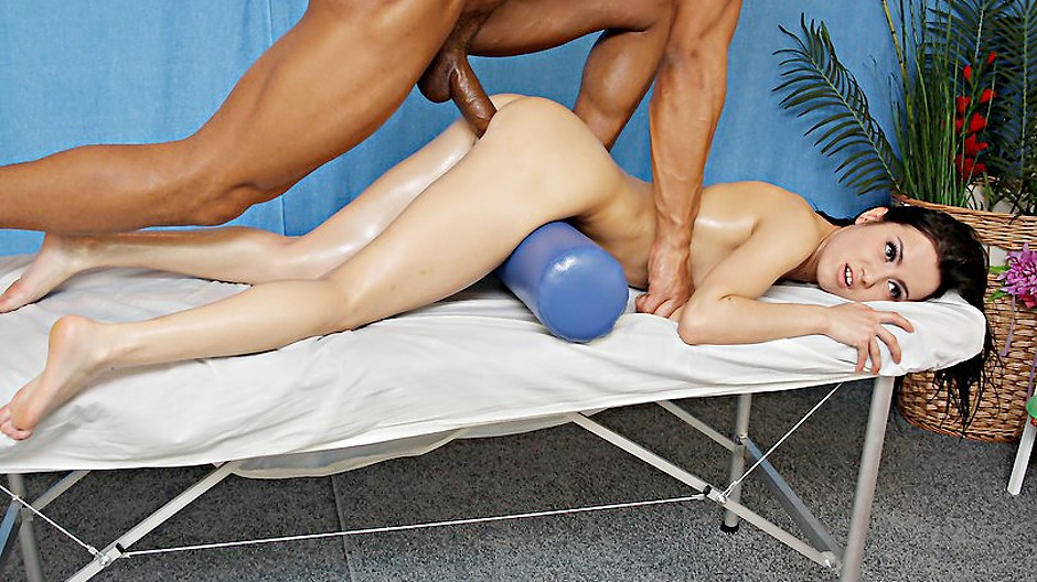 body to body massage anal pleasure
