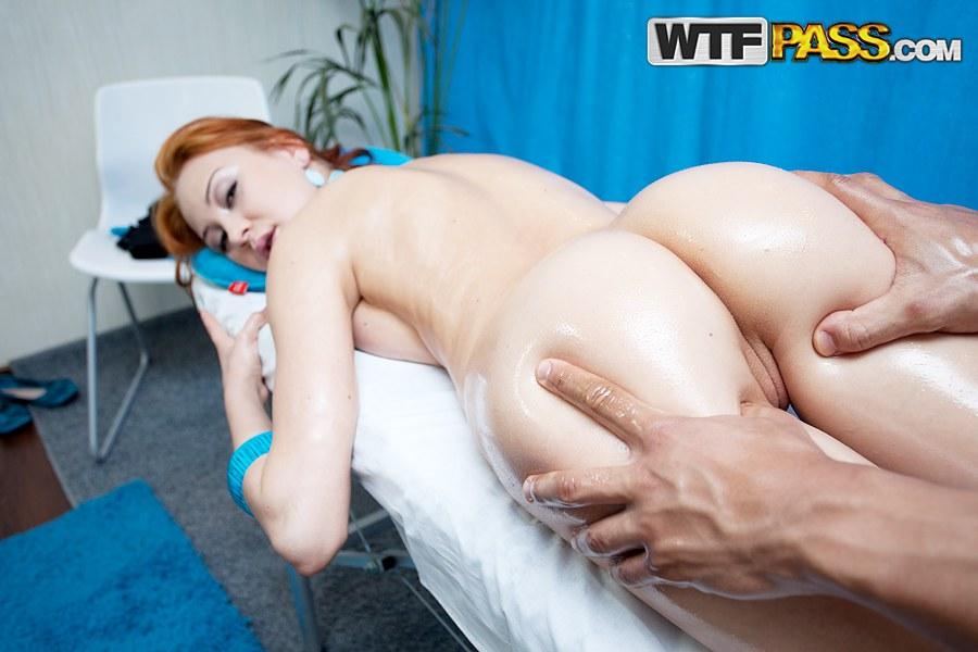 video sexy massage fuck session