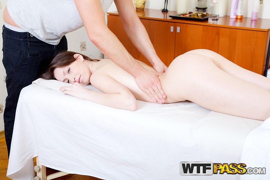 Deep Pussy Finger Massage